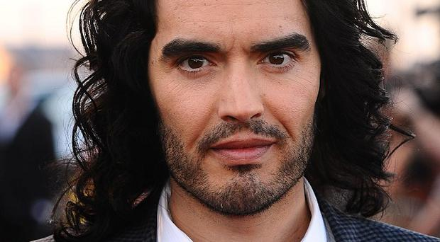 Russell Brand could be playing a Frenchman in Pierre Pierre