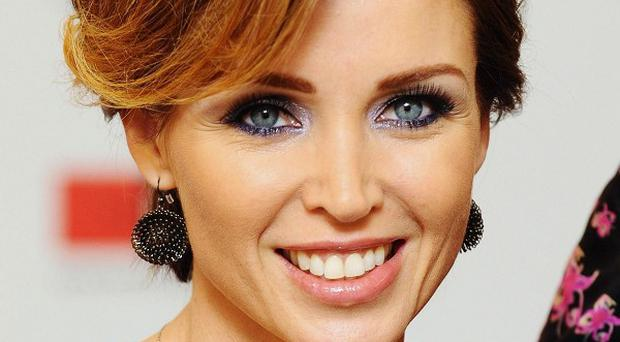 Dannii Minogue will not be taking part in Strictly this year