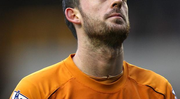 Wolves 'will do everything' to keep Steven Fletcher, pictured, according to chief executive Jez Moxey
