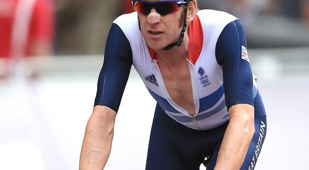 Olympics medal hopeful Bradley Wiggins has had his official training kit stolen from the Team GB cycling team hotel