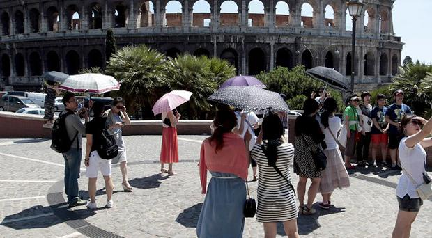 Rome's Colosseum will remain open to tourists during restoration work