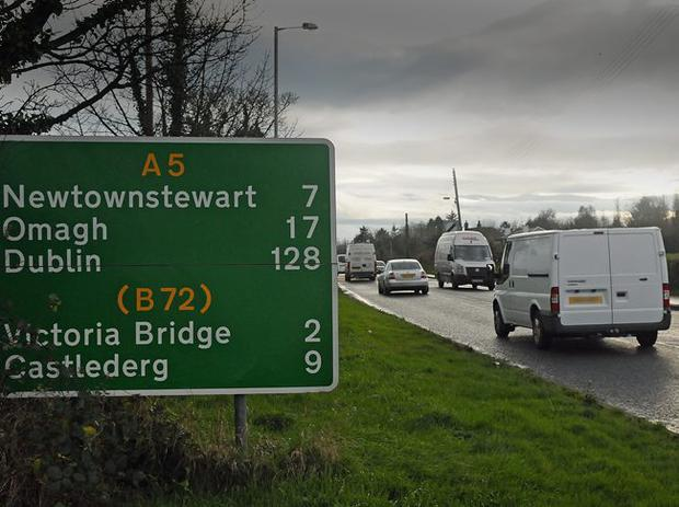 Big plans are afoot for the A5. Picture Martin McKeown.