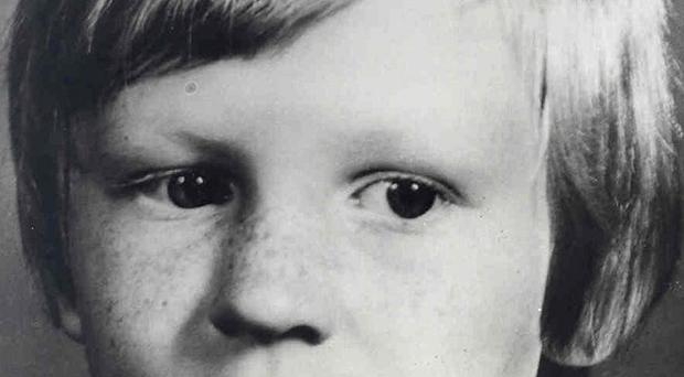 Christopher Laverack, who police believe was killed by his uncle Melvyn Read 28 years ago