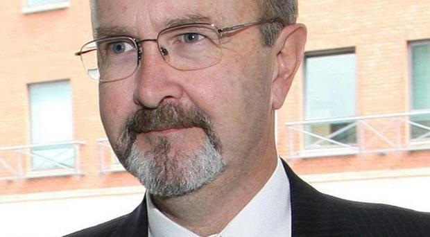 Sam Pollock helped force the early departure of former Police Ombudsman Al Hutchinson