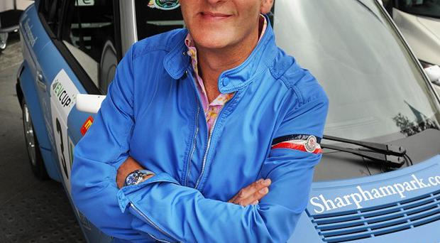Kevin McCloud has his own grand design for a shed