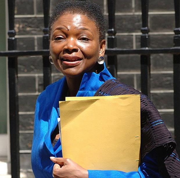 Baroness Amos said conditions in the city of Aleppo in Syria are 'extremely worrying'