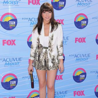 Carly Rae Jepsen is nervous about touring with Justin Bieber