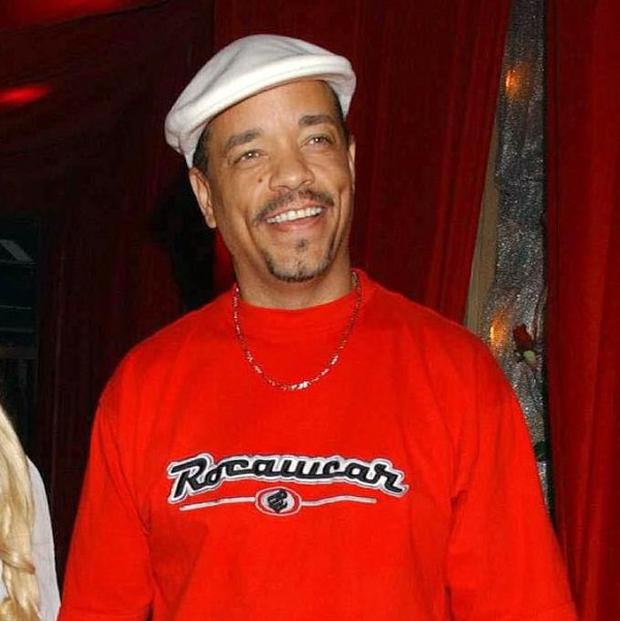 Ice-T claims rap saved him from a life of drugs and crime