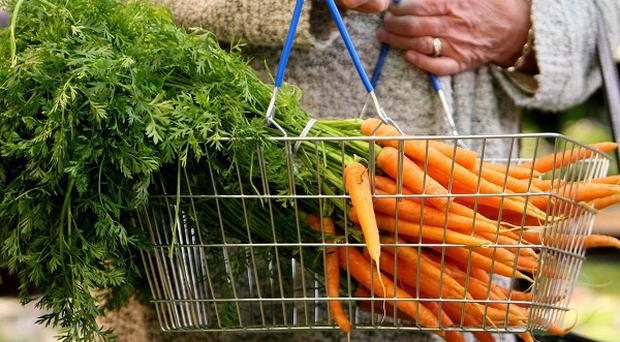 A food expert says families often have to choose poor quality to stretch their weekly budget