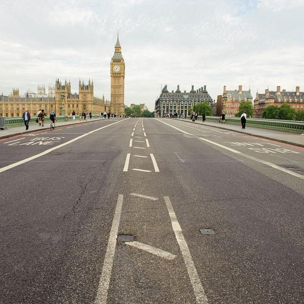 Fears have been expressed that London has turned into a 'ghost town' during the Olympics