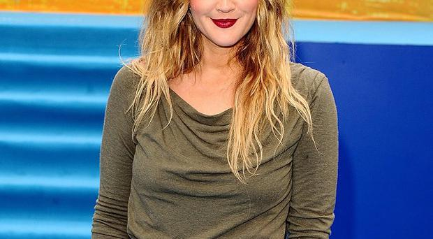Drew Barrymore is to take the director's chair once more