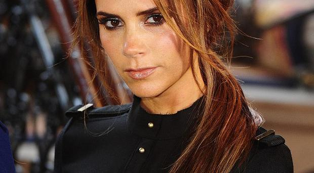 Victoria Beckham tries to avoid talking about Fifty Shades Of Grey with her mum