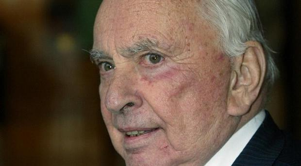 Gore Vidal died in Los Angeles on Wednesday aged 86 (AP/Stuart Ramson)