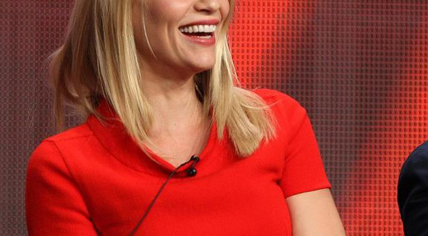 Claire Danes says she doesn't worry how she looks when she is playing a role