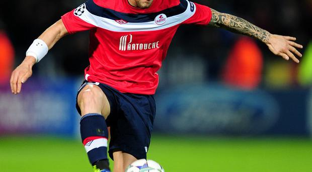 Lille have refused to budge on their valuation of Mathieu Debuchy