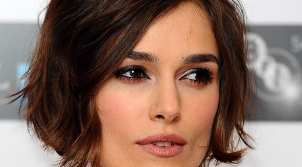 Keira Knightley is one of the actresses in the running to be Jack Ryan's leading lady