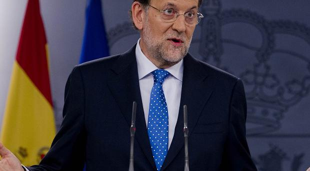 Spanish PM Mariano Rajoy has urged Europe's leaders and the ECB to speed up the introduction of key reforms to fight the debt crisis (AP)