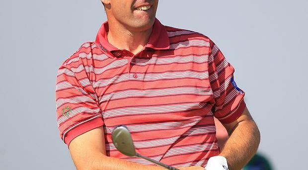 Padraig Harrington is hoping to push for a Ryder Cup spot