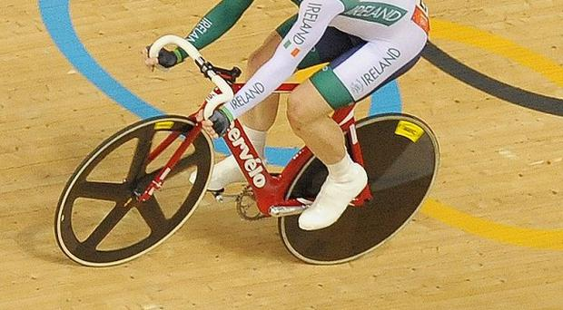 Martyn Irvine has conceded that he is unlikely to secure an Olympic medal