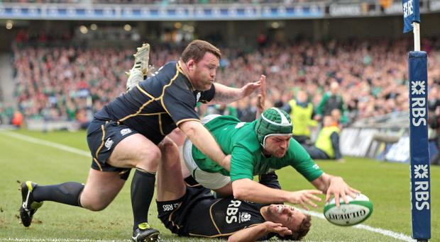 Rory Best is confident that the Ireland squad is not too old to compete with the top teams