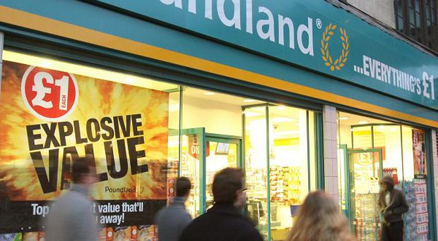 A jobless graduate claimed her human rights were breached when she was forced to work for free in Poundland on a Government scheme
