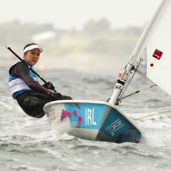 Annalise Murphy is ready to shine for Providence Team Ireland