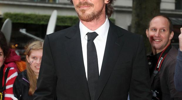 Christian Bale is in the frame for The Creed Of Violence