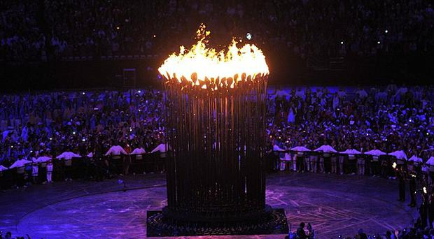 London 2012 Gamesmaker Dr Andrew Hartle said the opening ceremony had provided closure after the 7/7 bomb attacks