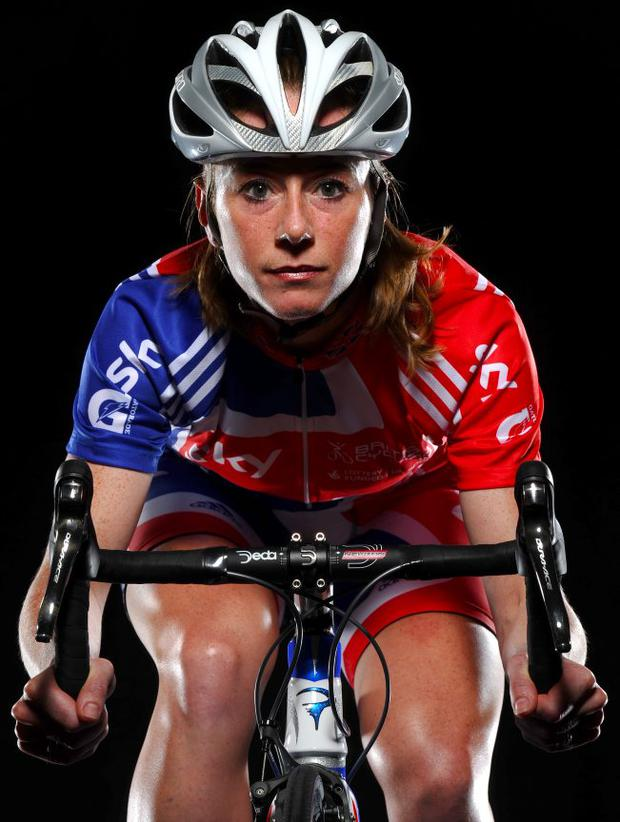 Shattered dream: Wendy Houvenaghel feels let down by her team-mates and by British cycling chiefs