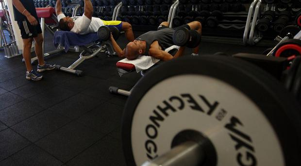 Regular weight training cut the chances of developing the most common form of diabetes, a study found