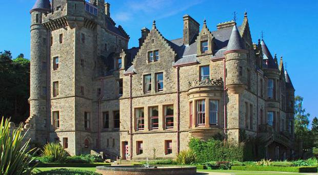 Belfast Castle: earnings down £36,000 in 12 months