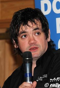 Garry Jennings will drive a Subaru in the Ulster rally