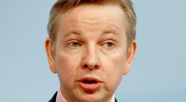 Michael Gove has approved the sale of 21 school playing fields in the last two years, it has emerged