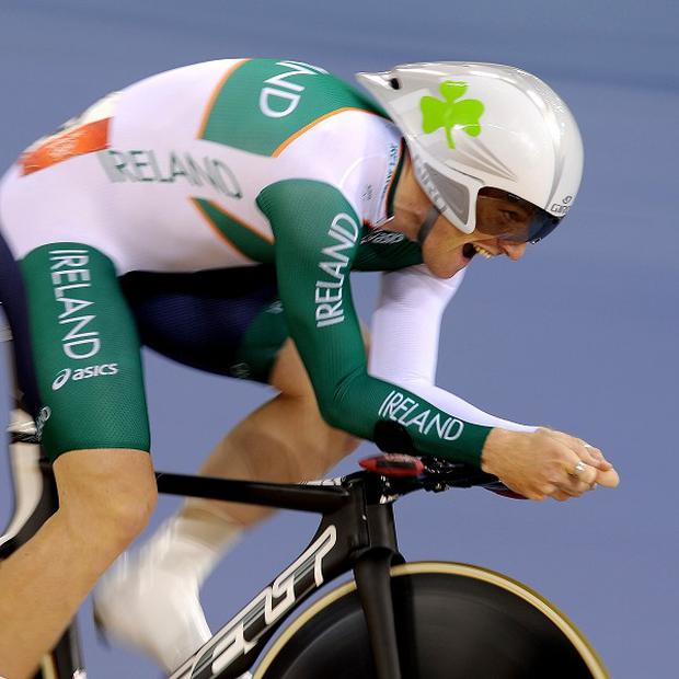 Martyn Irvine finished 13th in the final classification