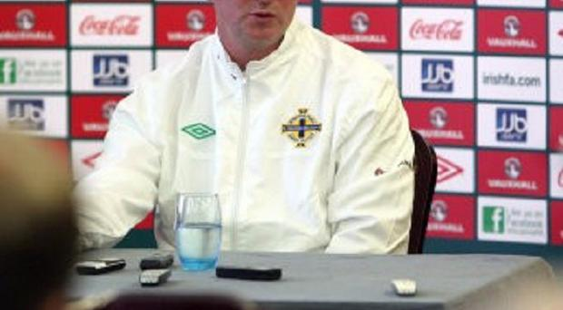 Michael O'Neill is planning to start giving younger players a chance