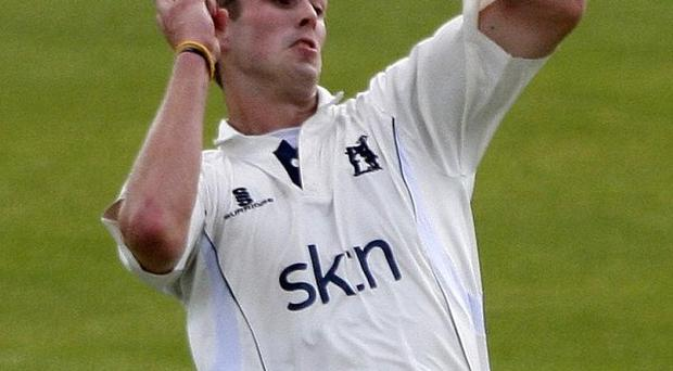 Boyd Rankin has signed a new three-year contract at Warwickshire