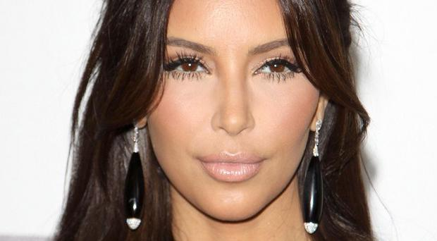 Kim Kardashian is the subject of a new song by boyfriend Kanye West