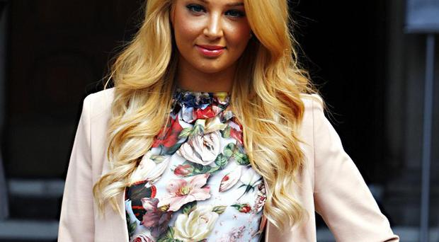 Tulisa Contostavlos is returning for another series of The X Factor