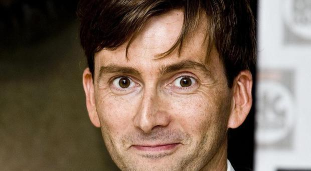 David Tennant still has his Doctor Who outfits