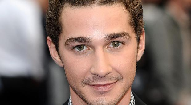 Shia LaBeouf is tipped to work with Lars von Trier