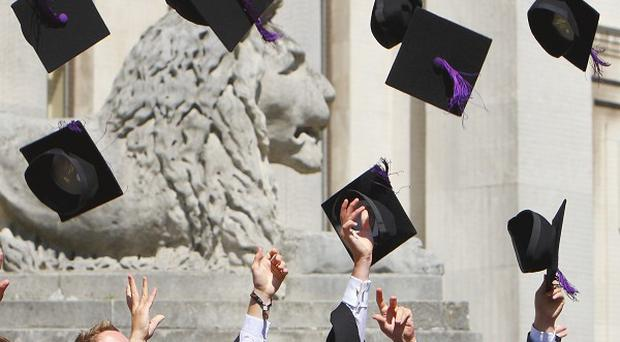 The hike in tuition fees has led to a drop in the number of university applications