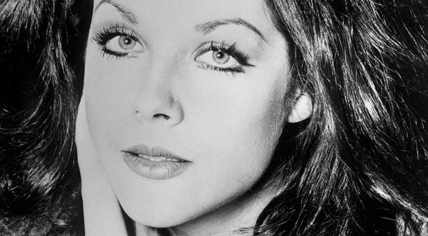 Actress Mary Tamm, whose husband died hours after her funeral