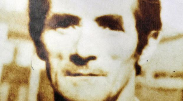 Joseph Murphy was one of the 11 people who died in the Ballymurphy Massacre in 1971 in west Belfast