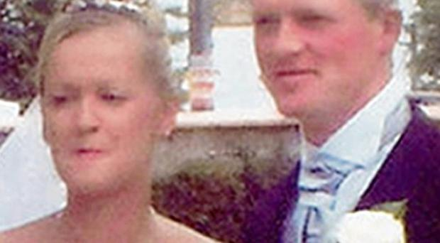 Con and Elber Twomey, from County Cork, were seriously injured in a road accident in Devon