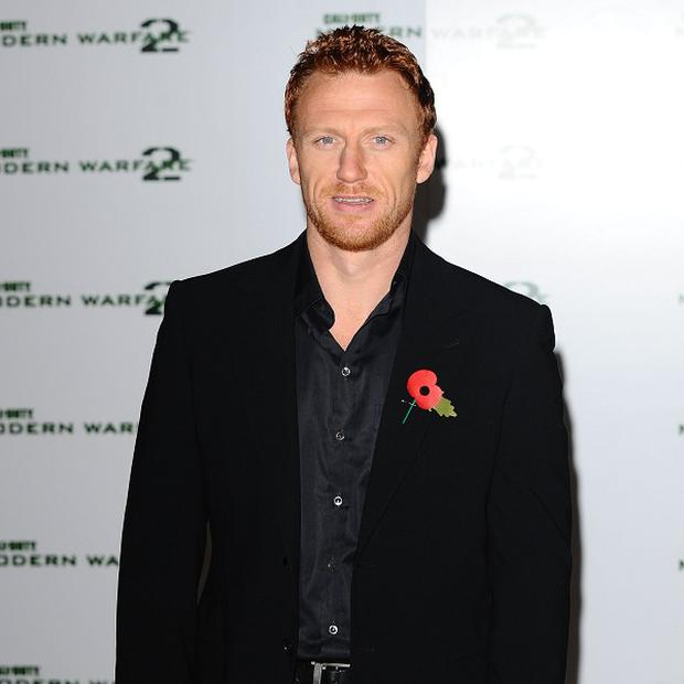 Kevin McKidd dropped some hints about his Grey's character's romance