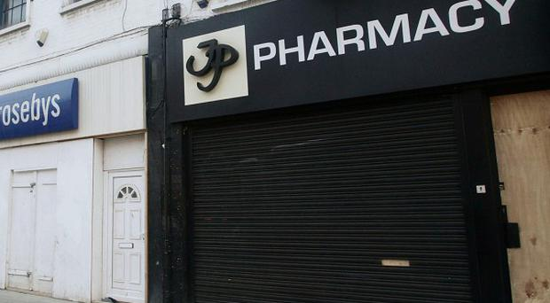 Shops will not be given a free rein to put up shutters in the wake of last year's riots