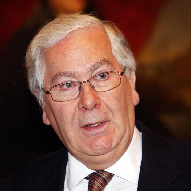 Crisis control: Former Bank of England governor Mervyn King