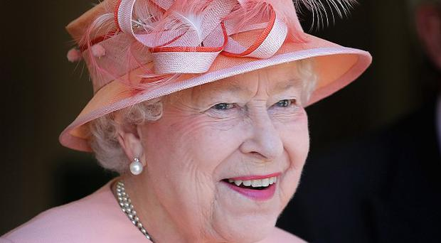 The Queen has said Team GB's success will inspire a new generation of Olympians