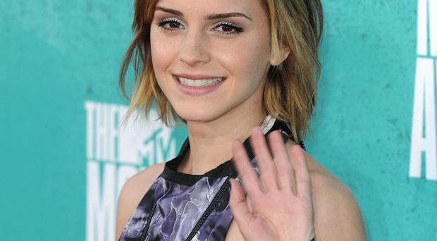 Emma Watson plays a wild high school student in The Perks Of Being A Wallflower