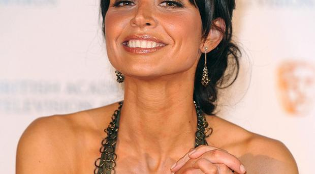 TV presenter Christine Bleakley said she was fiercely independent, despite being engaged to Frank Lampard
